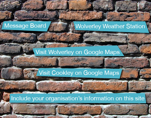 The Wolverley & Cookley Wall